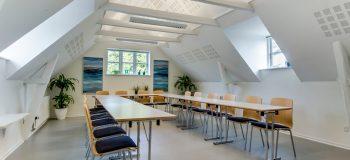 2018 med nye kursus- og mødefaciliteter